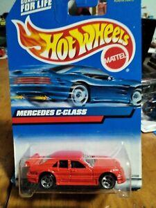 Hot Wheels Mercedes C Class