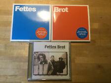 Fettes Brot [3 CD Alben] LIVE  Fettes  +  LIVE Brot + Außen Top Hits