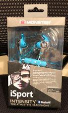 Monster earphone MH ISRT INT IE BL BT iSport wireless INTENSITY bluetooth canal