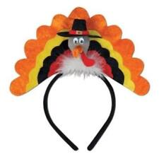 Turkey Headband Thanksgiving Party Decorations