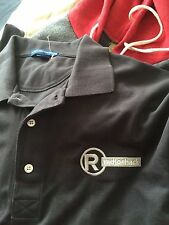 Radio Shack RadioShack long sleeve employee golf shirt men's XL