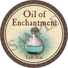 Oil of Enchantment Trade Item True Dungeon Token