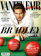 January Monthly Vanity Fair Magazines in English