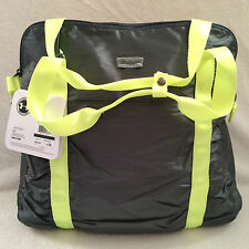 UNDER ARMOUR WOMENS UA GOTTA HAVE IT TOTE /GYM BAG / HAND BAG,GRAY / GREEN ,NWT