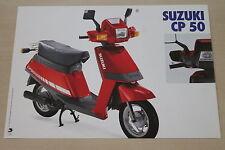 170205) Suzuki CP 50 Prospekt 198?