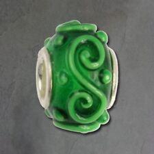 Gioielli di lusso verdi vetro vetro