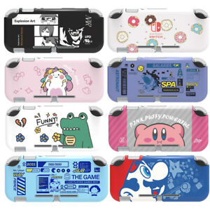Hard Case Cover Shell for Nintendo Switch Lite Snap on Case