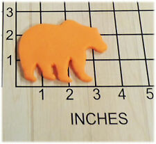 Black Bear Grizzly Fondant Cookie Cutter #1356