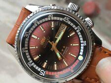 Orient King Diver 1970s Automatic mens watch mint Condition Authentic Luminous