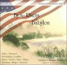 Gloriae Dei Cantores,Eliza-By The Rivers Of Babylon - American Psalmo CD NEW g4b