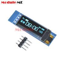 1/2/10PCS 0.91'' 128x32 IIC I2C Blue OLED LCD Display Module 3.3V 5V For Arduino