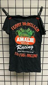 Terry McMillen/Amalie Oil Ladies T Shirt