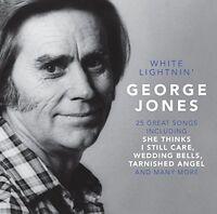 George Jones - White Lightin' - George Jones [CD]