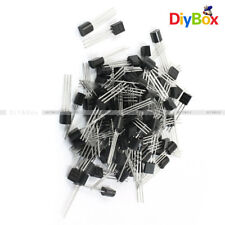 50PCS S8550 S8550D TO92 TRANSISTOR PNP 25V 1.5A TO-92