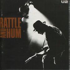 Rattle & Hum by U2 (CD, 1988, Island)