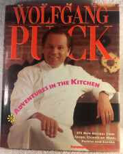 "Wolfgang Puck ""Adventures in the Kitchen"" - Autographed 1997 Spago"