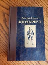 Kidnapped by Robert Louis Stevenson (1986, Hardcover)