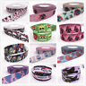 Wholesale! 1-10yds 1'' (25mm) Skeleton printed grosgrain ribbon Hair bow sewing