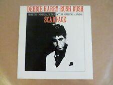 "DEBBIE HARRY - Rush Rush - 7"" Single - 1984 - Blondie - Giorgio Moroder"