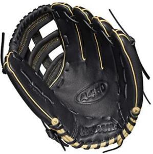 "NEW~LEATHER~Wilson A450 Baseball Glove Series 12"" LH LEFT HAND THROW"