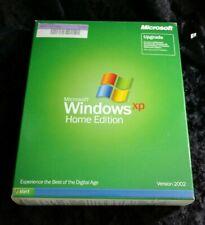 WINDOWS XP HOME 2002 UPGRADE