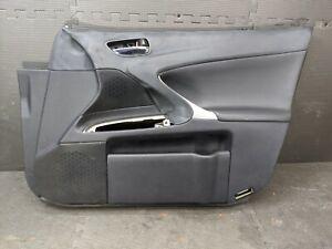 ✔ OEM Lexus 2006-2012 IS250 IS350 Front RIGHT PASSENGER Side Door Panel