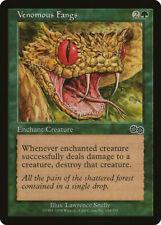 Magic MTG Tradingcard Urza's Saga 1998 Venomous Fangs 280/350