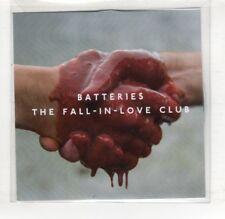 (HS70) Batteries, The Fall-in-Love Club - DJ CD