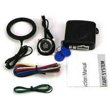Smart Car Alarm Keyless Entry System Push Engine Start Stop Button Lock Ignition