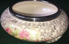 Large vintage Celtic Wilkinson ceramic Rose Bowl C.1940/50