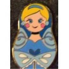 Nesting Dolls mini mystery pin Cinderella- only From Set Disney Pin 101908