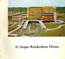 Heiduschka, St. Ansgar-hospital Höxter, Commemorative para acojo 1978