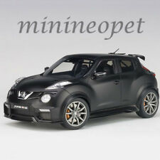 AUTOart 77458 NISSAN JUKE R 2.0 1/18 MODEL CAR MATTE BLACK