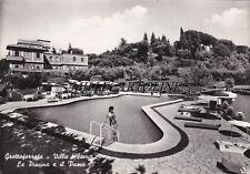 """GROTTAFERRATA:  Villa """"Florio"""" - la piscina e il pozzo   1968"""