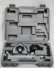 Ares 18019 - Double Flaring Tool Set with Extra Adapters- Use on Copper Aluminum