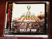 Tank: Still At War CD 2002 Bonus Tracks Zoom Club Spiritual Beast Japan OBI NEW