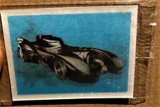 Post Cereal Premium 3-Way Batman Movie Lenticular Action Card 1989.  #2 0f 8.