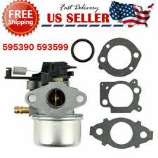 Carburetor For Briggs & Stratton 593599 595390 121R02 121S02 8.5Hp Engine Carb