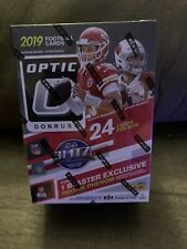 2019 PANINI DONRUSS OPTIC FOOTBALL 6-PACK BLASTER BOX. KYLER MURRAY RC ?