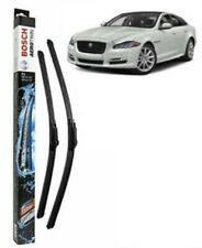 Flat Wiper Blades 600mm 475mm Bosch Jaguar S Type RetroAerotwin Upgrade AR608S