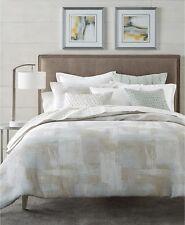 Hotel Collection Full/Queen Duvet Cover Brushstroke Beige L91171