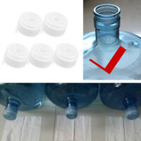 """2 Concave Water Pitcher Lids Splash Resistant Cover Stopper for Glass Bistro 3/"""""""