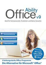 Ability Office 9 / Key (esd)