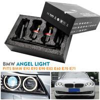 BMW Angel Eyes H8 60W CREE LED Marker Halo Light E82 E90 E92 E60 E61 E63 E89 X6