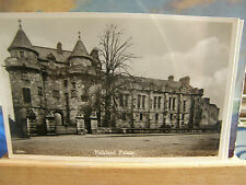 2 Postcards, Falkland Palace & Chapel, 1950s (?), Fife, 380