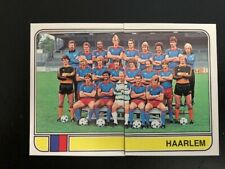 Panini Voetbal 1982 -1983 Dutch League Haarlem Ruud Gullit Rookie