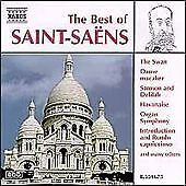 The Best of Saint-Saens, , Audio CD, New, FREE & Fast Delivery
