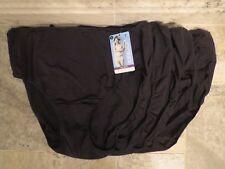 Jockey no panty line promise set/5 hip brief black panties, sz 8, NWT