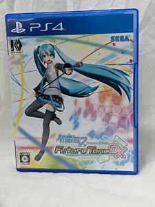 PS4 Hatsune Miku Project DIVA Future Tone DX Sony Playstation 4 Pre-Owned