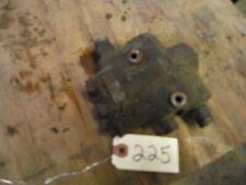 Case Ih 255 Tractor Hydraulic Clutch Section Block 225